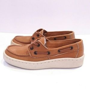 Sperry Topsider vintage made in usa boat shoe